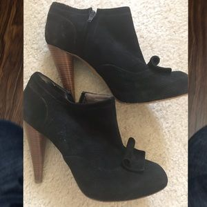Seven for all Mankind's ankle booties